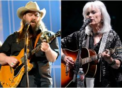Chris Stapleton and Emmylou Harris to Perform at 60th GRAMMY Awards