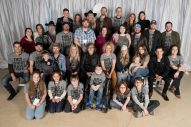 Jerrod Niemann, Cam, and More Attend 2018 Country Cares Seminar at St. Jude Children's Research Hospital