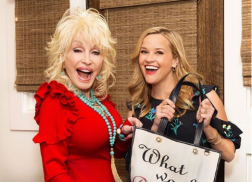 Reese Witherspoon Honors Dolly Parton's Birthday With Donation to Imagination Library