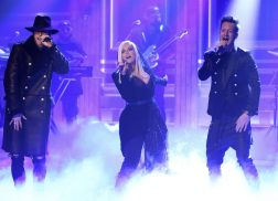 Florida Georgia Line Lights Up the Stage with Bebe Rexha During 'Tonight Show' Performance