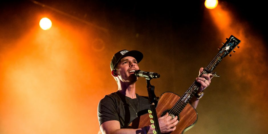 Granger Smith and Smithfield Rock the Stage in Philadelphia