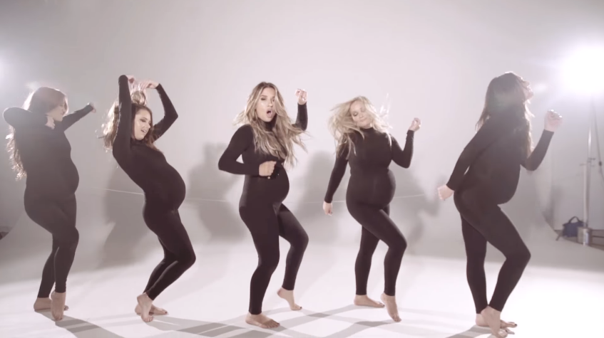 Jessie James Decker is a Voice For Female Empowerment in 'Flip My Hair' Video