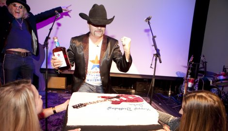 John Rich's Redneck Riviera Whiskey Gets His Granny's Approval