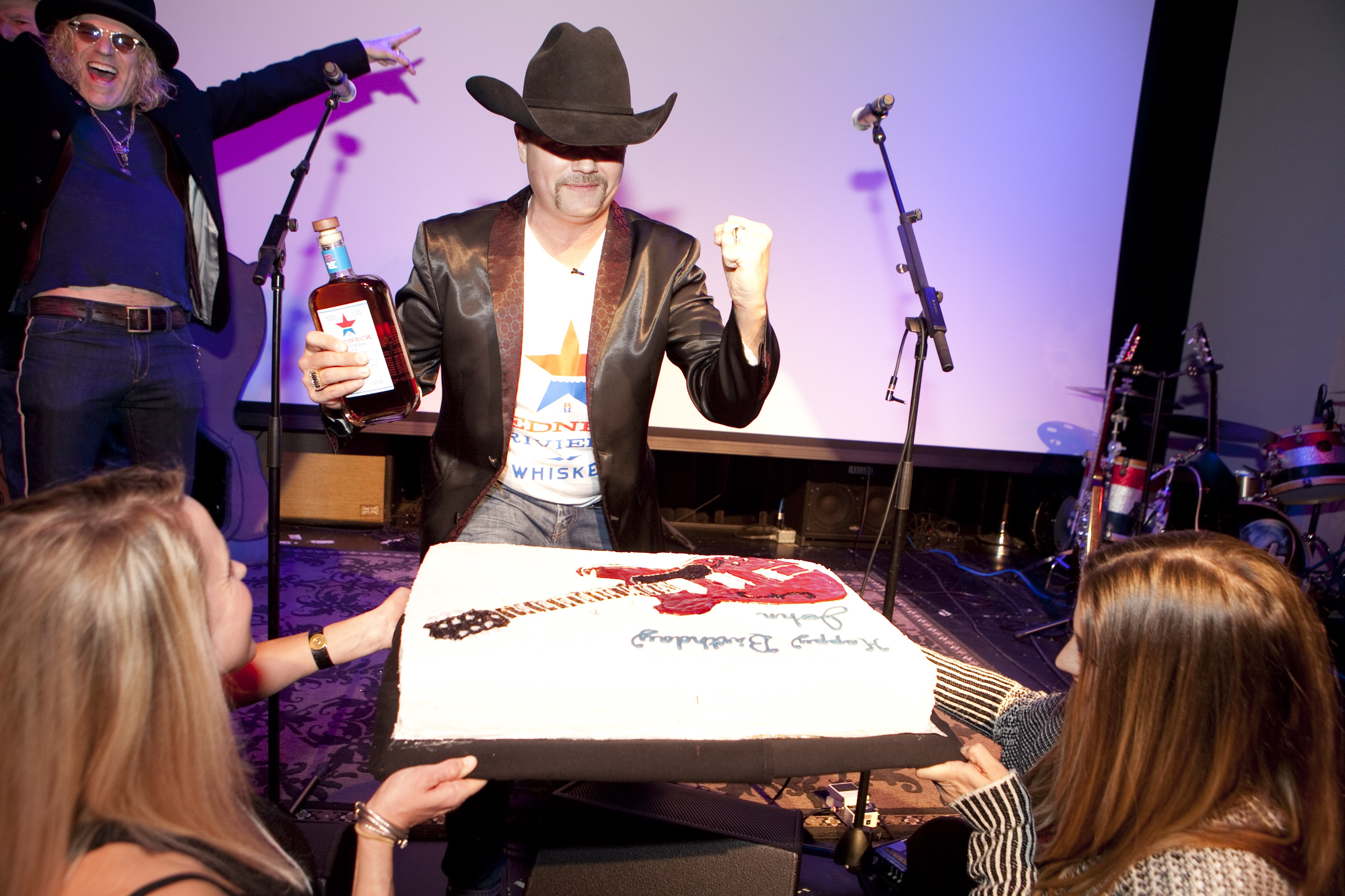 John Rich Launches Redneck Riviera Whiskey And Gets His Granny's Approval