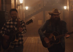 Justin Timberlake and Chris Stapleton Groove on 'Say Something'