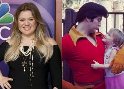 Kelly Clarkson's Three-Year-Old Daughter Is 'So Into Bad Boys'