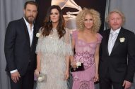 Little Big Town Wore White Roses to the GRAMMYs for their Kids
