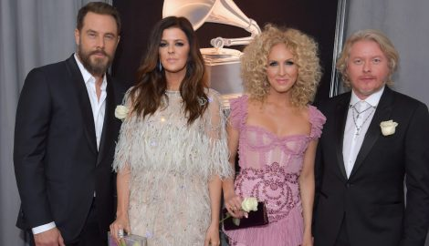 Country Stars Bring Out The Glitz and Glam for GRAMMYs