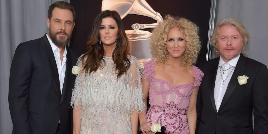 Country Stars Bring Out The Glitz and Glam for GRAMMY Awards Red Carpet