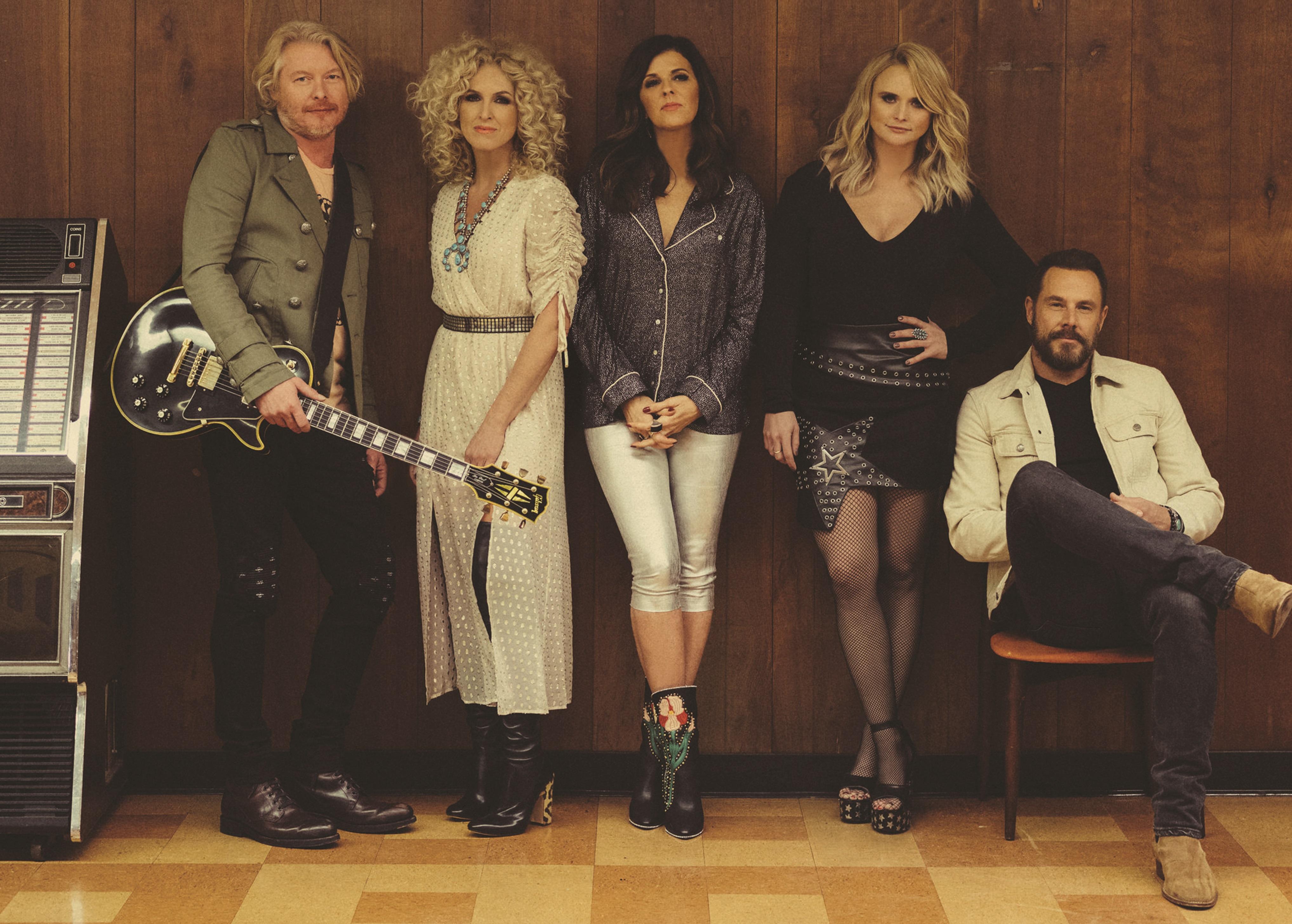 Miranda Lambert, Little Big Town Announce Joint Bandwagon Tour