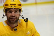 Mike Fisher Ending Retirement, Returning to Nashville Predators