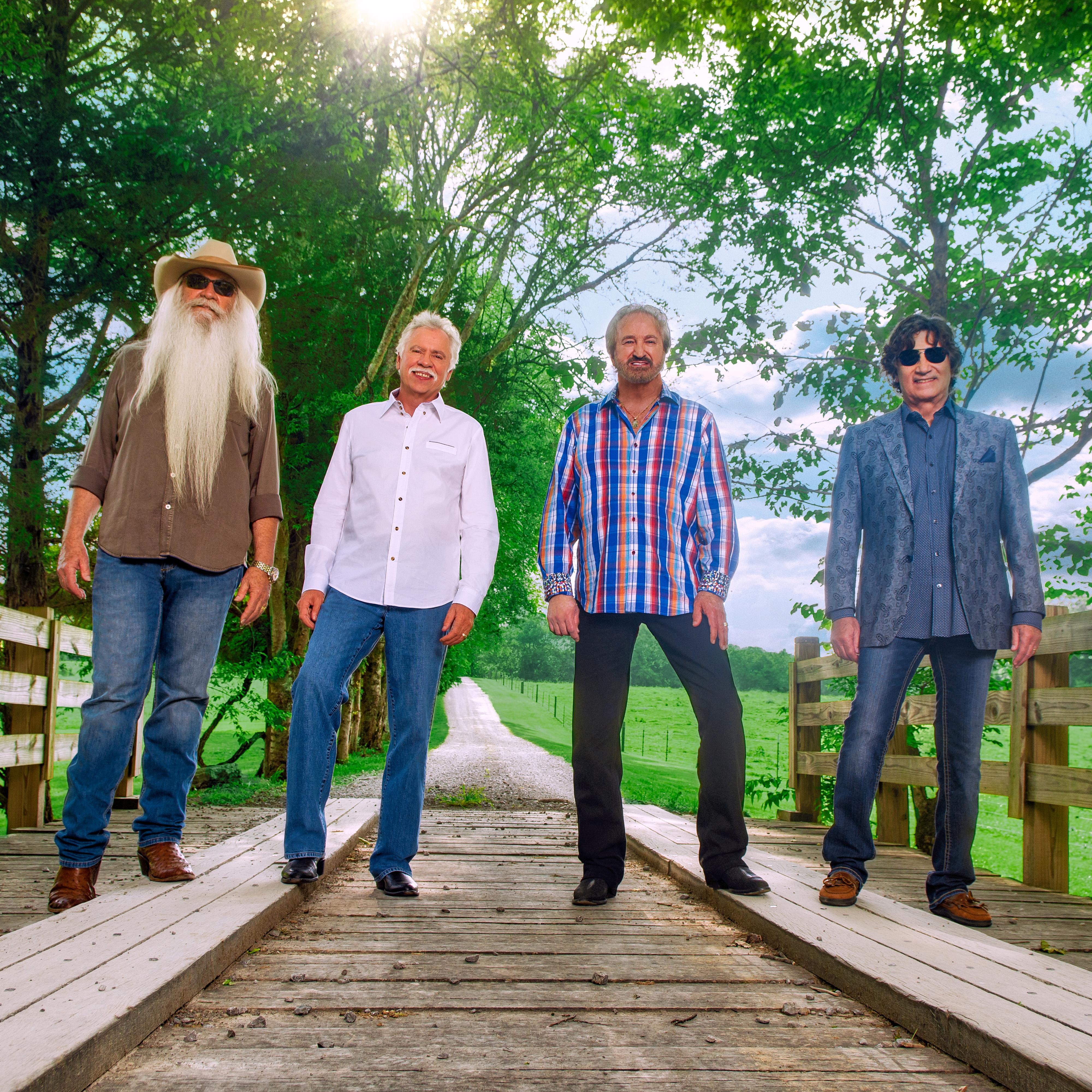 The Oak Ridge Boys' Producer Dave Cobb Helped Quartet Capture 'Fire and Passion'