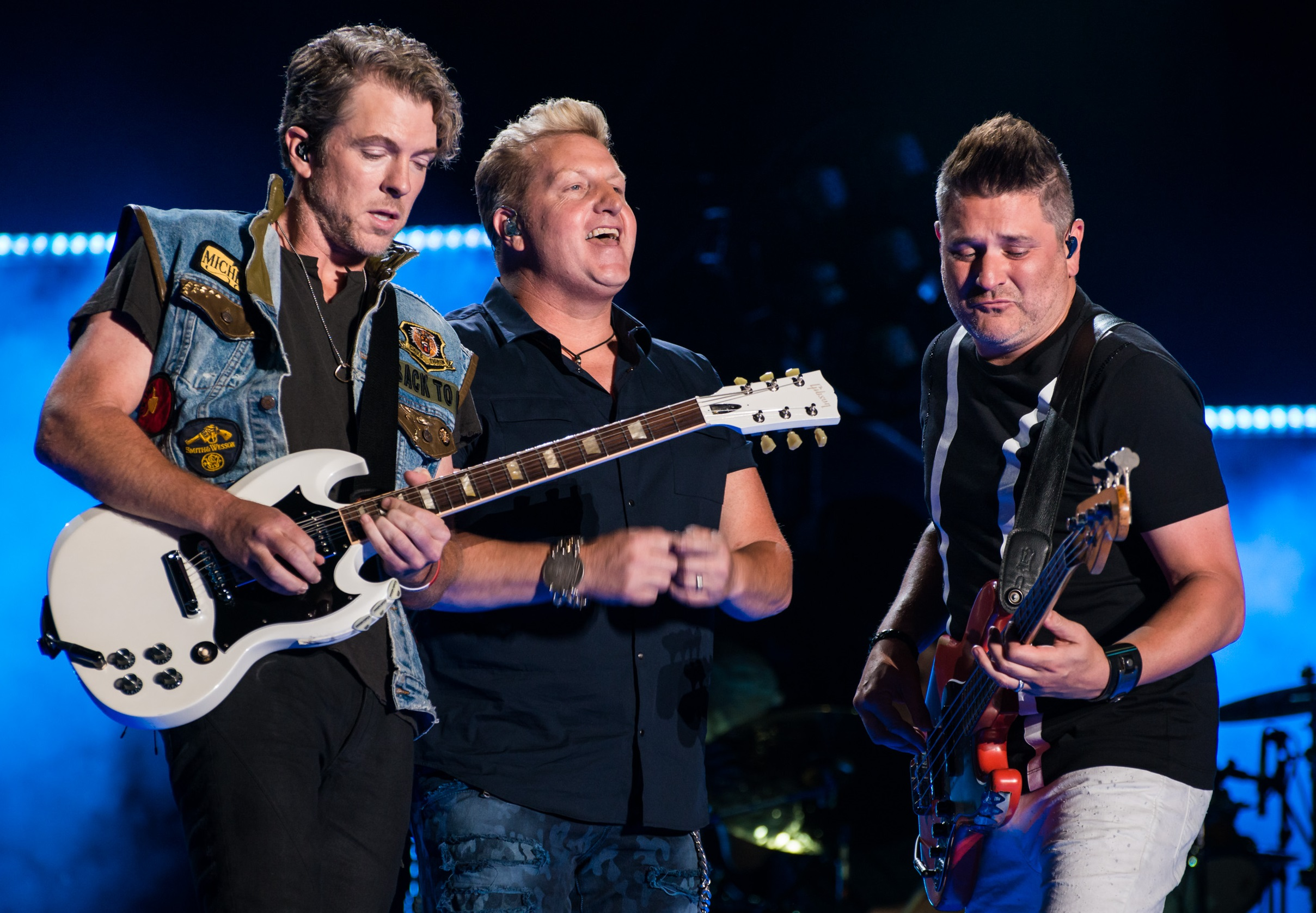 Rascal Flatts Tap Dan + Shay, Carly Pearce For Back to Us Tour