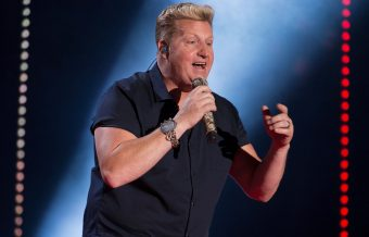Rascal Flatts' Gary Levox Unharmed in Bus Fire