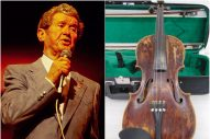 Roy Acuff Fiddle Winds Up at Goodwill, Now Up for Auction
