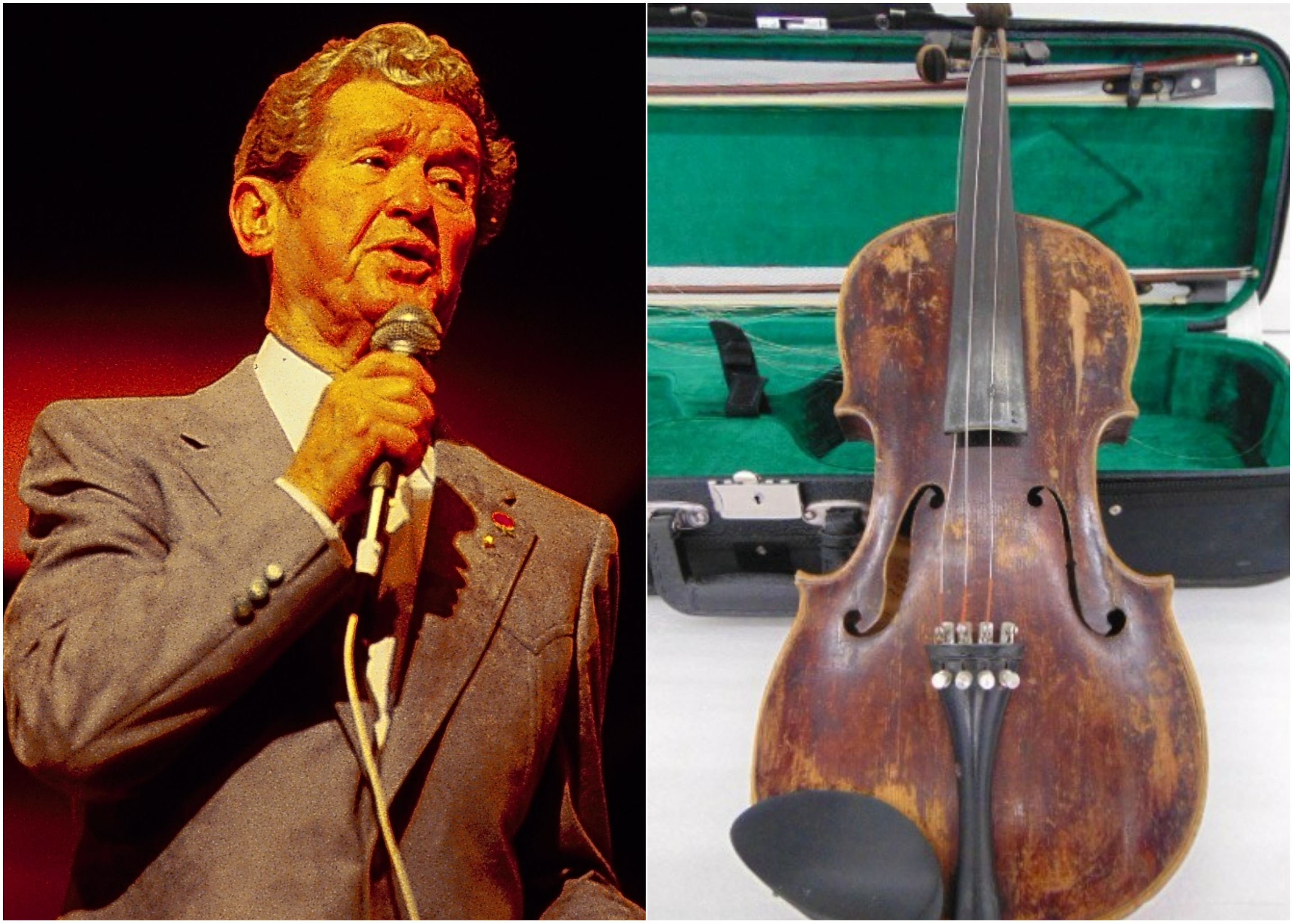 Roy Acuff Fiddle Returned to Owner By Goodwill