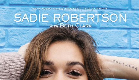 WIN a Signed Copy of Sadie Robertson's Book, 'Live Fearless'