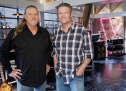 Trace Adkins Signs On As Blake Shelton's 'The Voice' Team Adviser