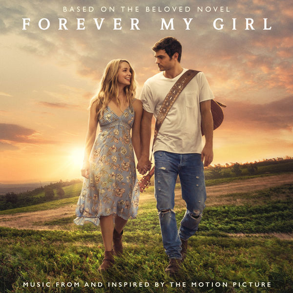 WIN Autographed 'Forever My Girl' Movie Poster and Soundtrack Download Card