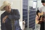 Alan Jackson's Music Mesmerizes Shelter Dogs in Adorable Video