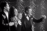 'The Voice' Coaches Revive Vintage Vegas Vibes in New Promo