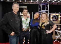 Blake Shelton & Kelly Clarkson Go Head-To-Head on Season 14 'The Voice' Premiere