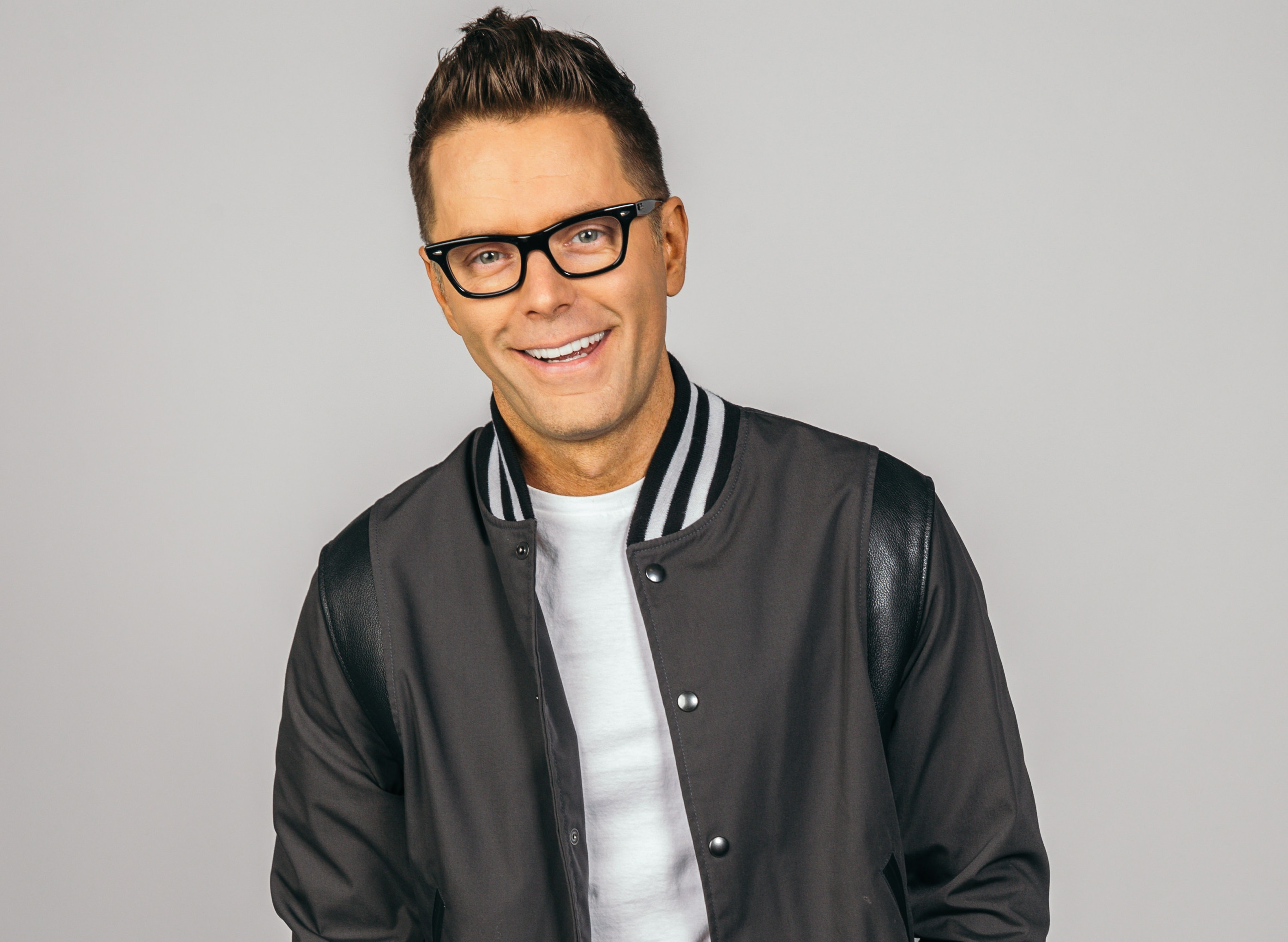 Bobby Bones Adds Dates to Red Hoodie Comedy Tour