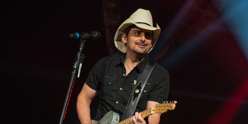 Brad Paisley Served Up Humor and Hits During Kentucky Concert