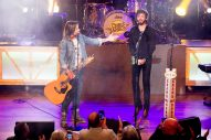Keith Urban Invites Chris Janson to Join Grand Ole Opry During Electrifying Sold-Out Show
