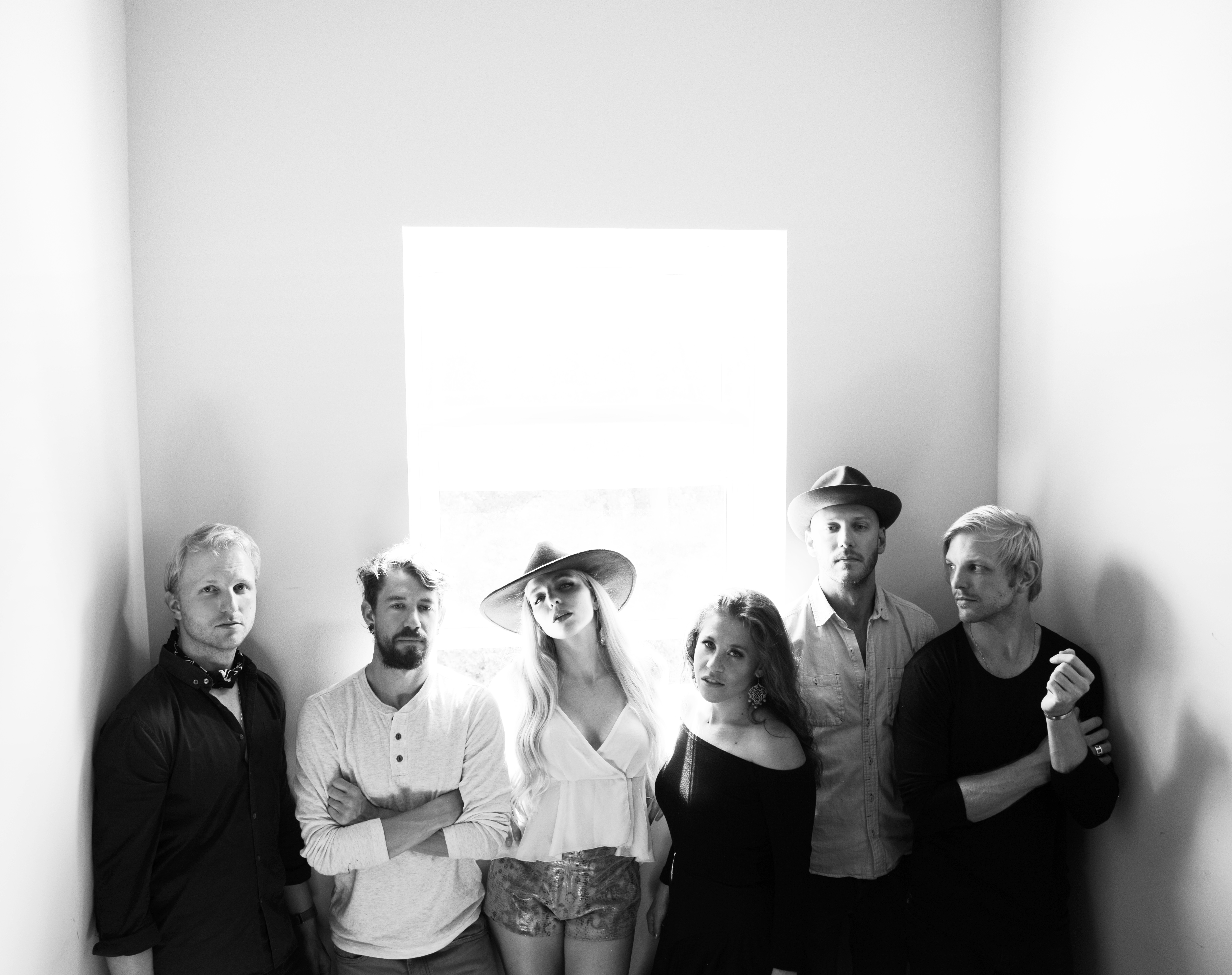 Delta Rae Used 'Personal Hardship' to Inspire 'No Peace in Quiet'