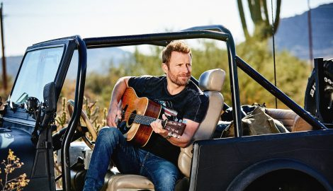 Dierks Bentley Designs New Men's Clothing Line