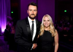 Eric Church Admires His Wife For Her Understanding of His 'Fallibilities'