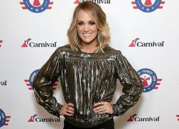 Carrie Underwood Dreamed of Being a Figure Skater While Watching Winter Olympics
