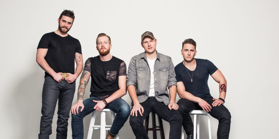 James Barker Band Shares the Story Behind Flirty 'Keep It Simple'