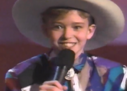 Throwback To When Justin Timberlake Sang Alan Jackson on 'Star Search'