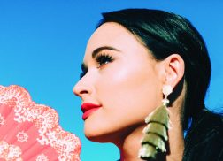 Kacey Musgraves Sends 'Butterflies' and 'Space Cowboy' to Fans