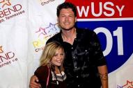 Lauren Alaina Remembers Meeting Blake Shelton in Throwback Photo
