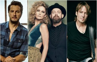 Luke Bryan, Sugarland to Play iHeartCountry Festival