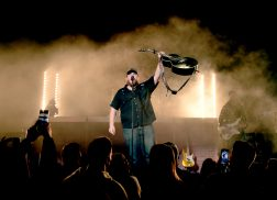 Luke Combs Captivates with Debut Headlining Show at Ryman Auditorium