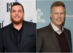 Luke Combs Is A Massive Will Ferrell Fan