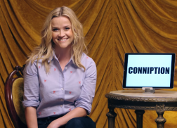 Reese Witherspoon Busts Out Southern Slang in 'Secret Talent Theatre'