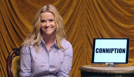 Reese Witherspoon Defines Southern Slang in 'Secret Talent Theatre'