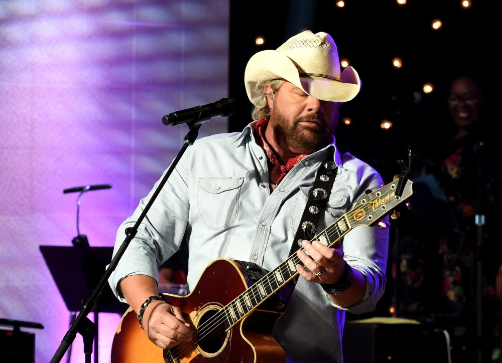 Toby Keith Shares Inspiration Behind Song Appearing in Clint Eastwood Movie, 'The Mule'