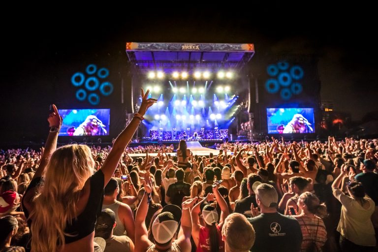 WIN A Pair of Three-Day General Admission Passes to the 2018 Tortuga Music Festival