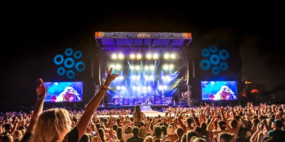 WIN A Pair of Three-Day General Admission Passes to the 2018