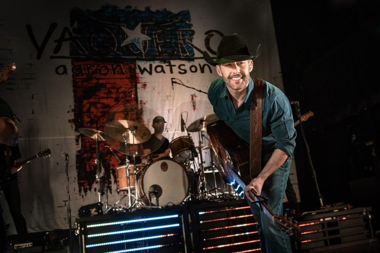 Aaron Watson Brings Texas to New York During Weekend Celebrations