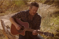 Blake Shelton Reflects on Life in 'I Lived It' Music Video