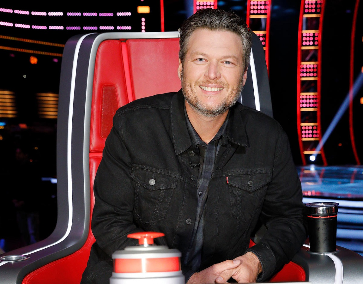 Blake Shelton Packs in The Talent for His Team on'The Voice ...