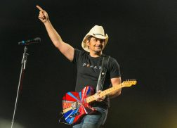 Brad Paisley Signs Up for 'The Second Responders' Montecito Mudslides Benefit Show