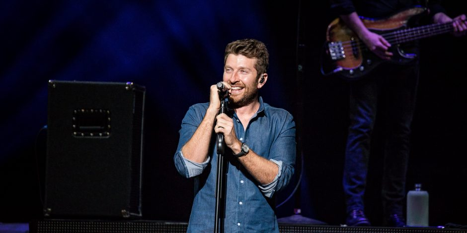 Brett Eldredge Hopes to Add Acting to His Resume